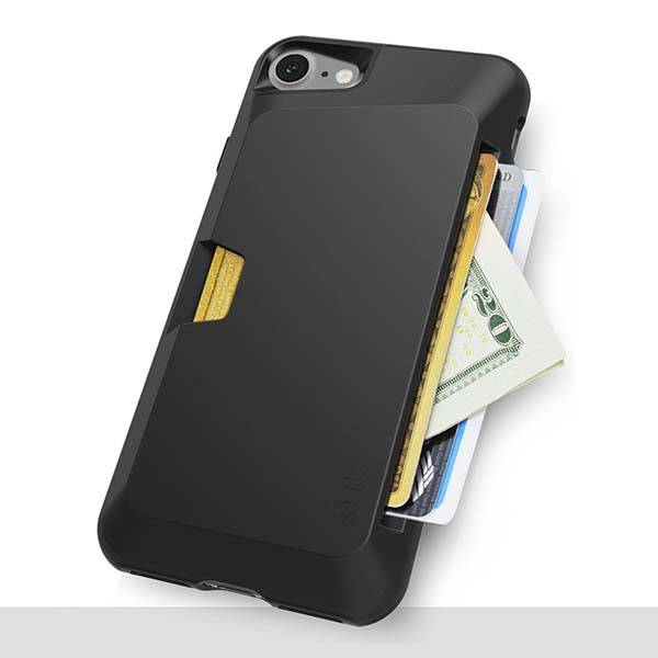 Silk Vault Slim Wallet iPhone 7 Case