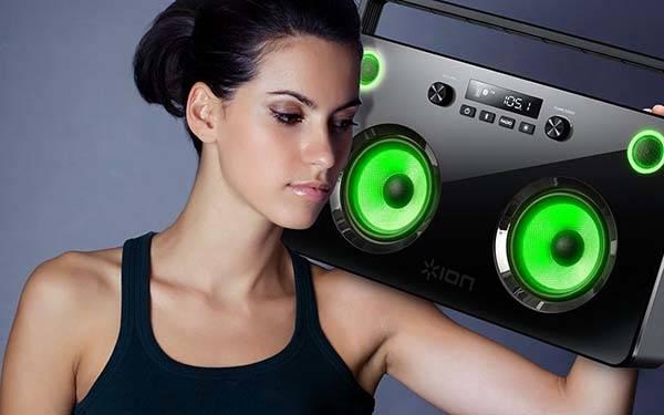 SpectraBoom Bluetooth Boombox