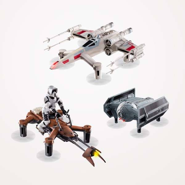 Star Wars Flying Drone Series