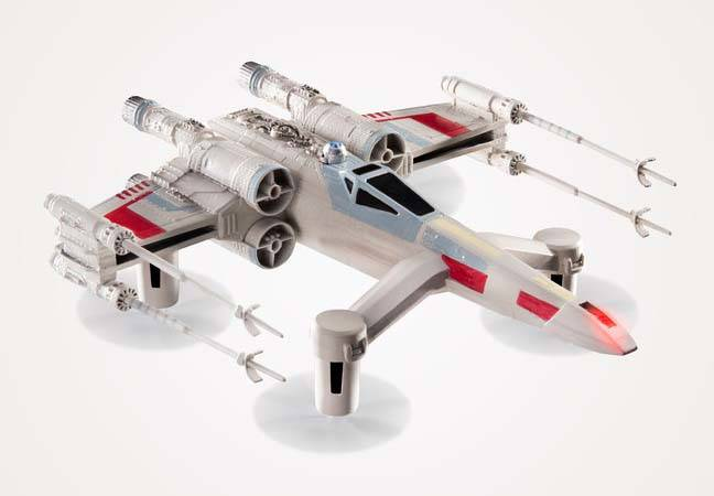 Star Wars X-Wing Starfighter Flying Drone