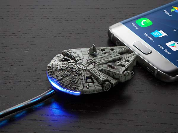 Star Wars Millennium Falcon Charging Cable