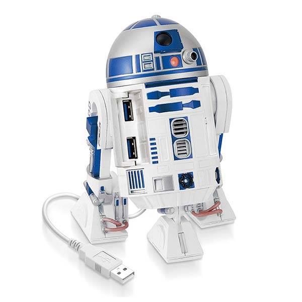 Star Wars R2-D2 USB 3.0 Hub