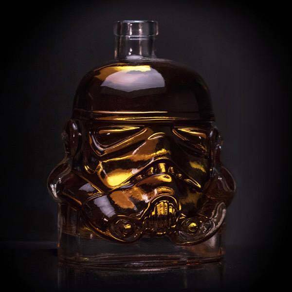 Star Wars Stormtrooper Helmet Decanter