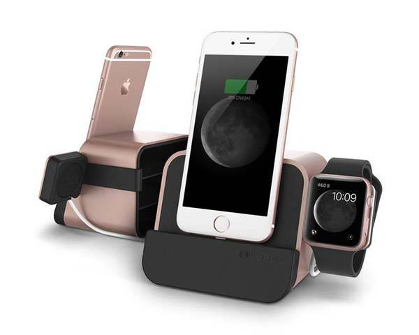 i-Depot Plus iPhone and Apple Watch Charging Station
