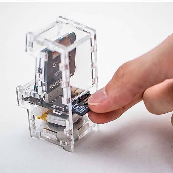 DIY Miniature Arcade Cabinet