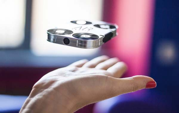 AirSelfie Portable Flying Camera Drone with Custom Phone Case