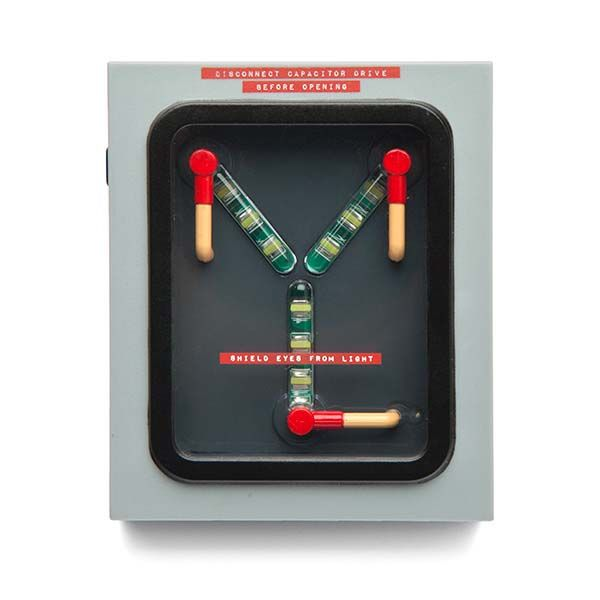 Back to the Future Flux Capacitor USB Wall Charger