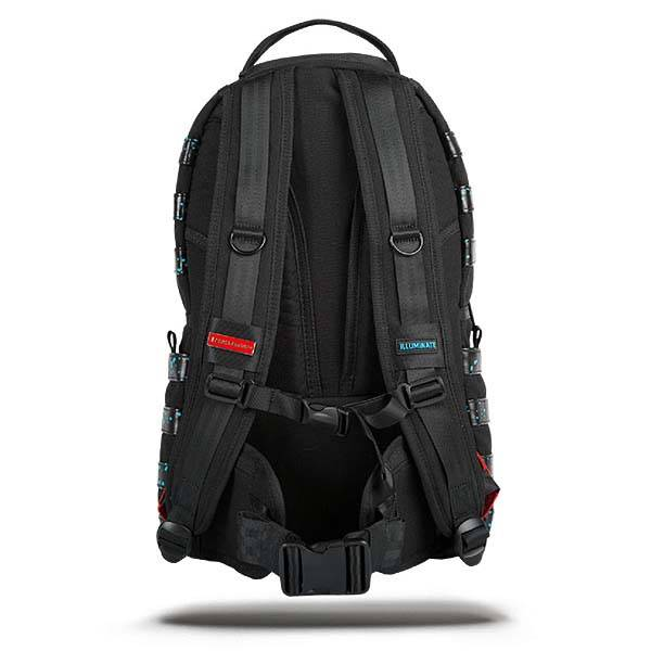 Back to the Future LED Trooper Backpack