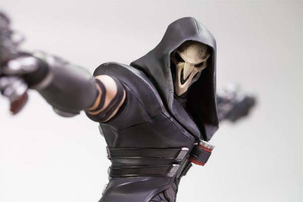 Overwatch Limited Edition Reaper Statue