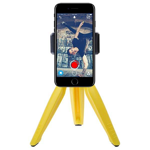 CamKix Mini Tripod and Bluetooth Remote for Smartphones