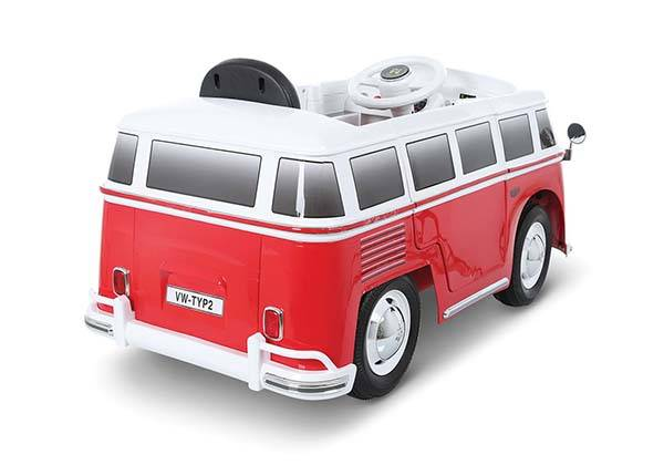 Electric Ride-on Volkswagen Bus for Children