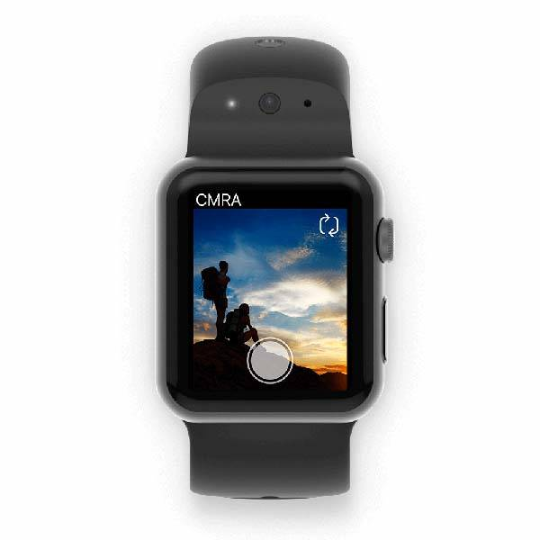 CMRA Apple Watch Band with 2 HD Cameras