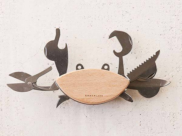 Cute Crab Stainless Steel Multi-Tool
