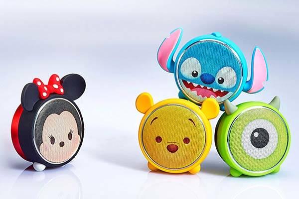 Disney Tsum Tsum Portable Bluetooth Speaker