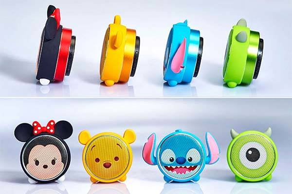 Disney Tsum Tsum Portable Bluetooth Speaker