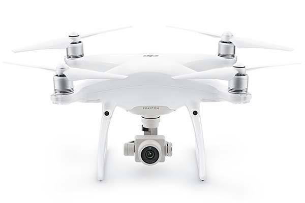 DJI Phantom 4 Pro Flying Drone with 4K Camera