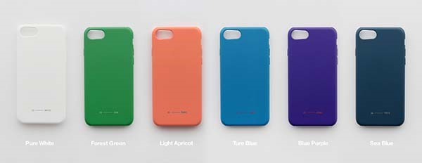 11+ Color Ultra-Thin iPhone 7 Case