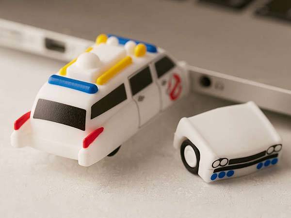 Ghostbusters Ecto-1 USB Flash Drive