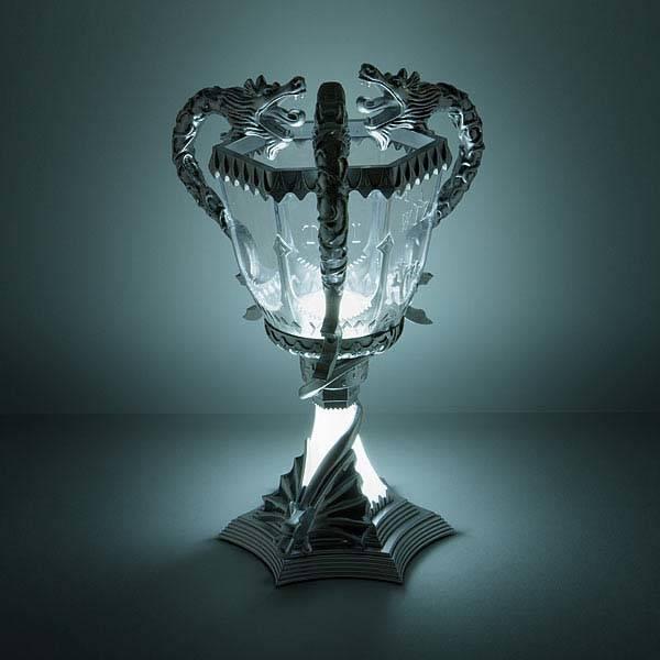 Harry Potter Triwizard Cup LED Desk Lamp