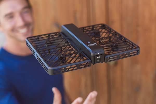 Hover Camera Passport Foldable Camera Drone