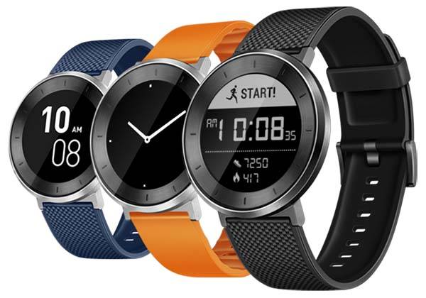 ... phone, its built-in fitness tracker with heart rate monitor delivers