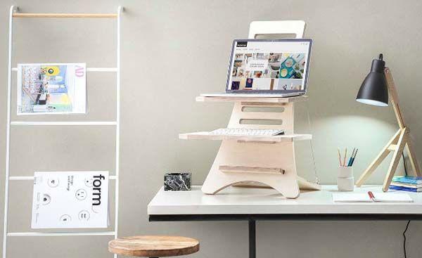 HumbleWorks Portable Standing Desk