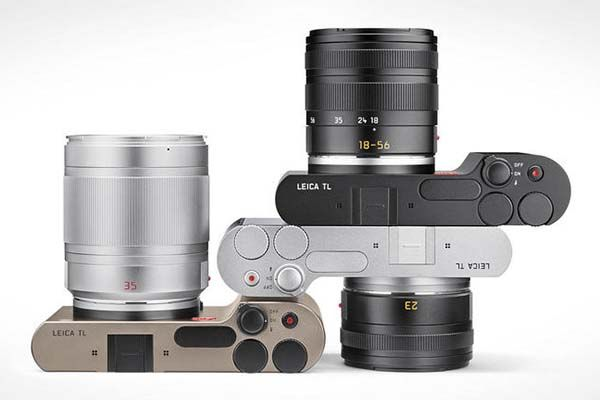 Leica TL Mirroless Camera