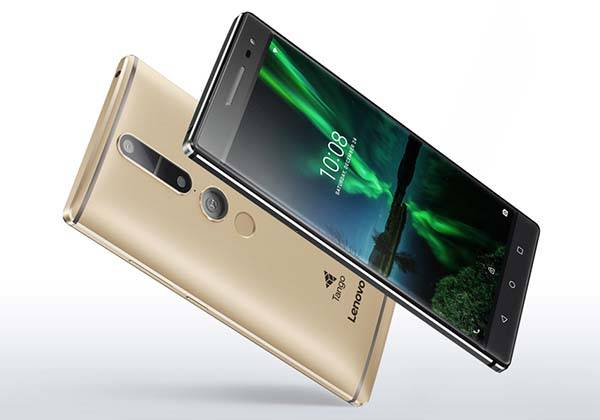 Lenovo Phab 2 Pro Augmented Reality Enabled Smartphone