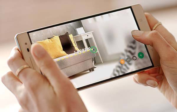 Lenovo Phab 2 Pro Augmented Reality Enabled Smartphone