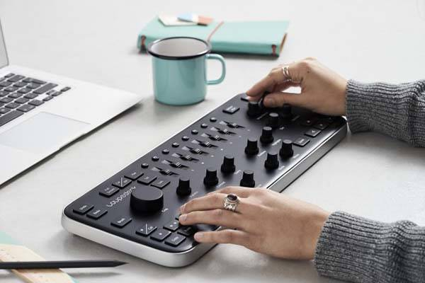 Loupedeck Photo Editing Console for Lightroom
