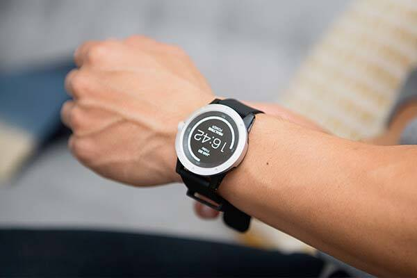 Matrix PowerWatch Smartwatch Without Having to Charge