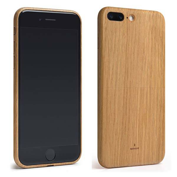 Miniot iWood Wooden iPhone 7 Case for 7/7 Plus