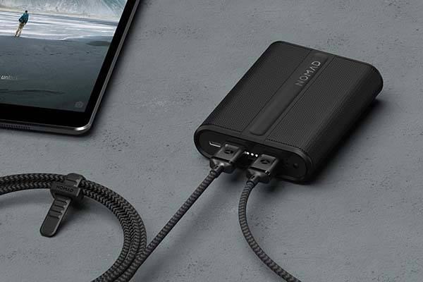 NOMAD PowerPack Power Bank with Bluetooth Tracker