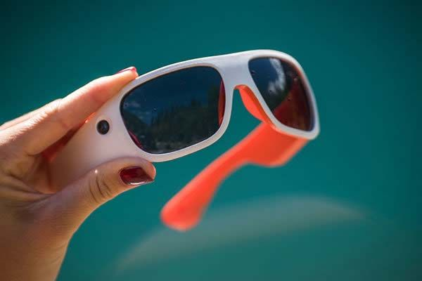 Orbi Prime Sunglasses with Four 1080p Cameras