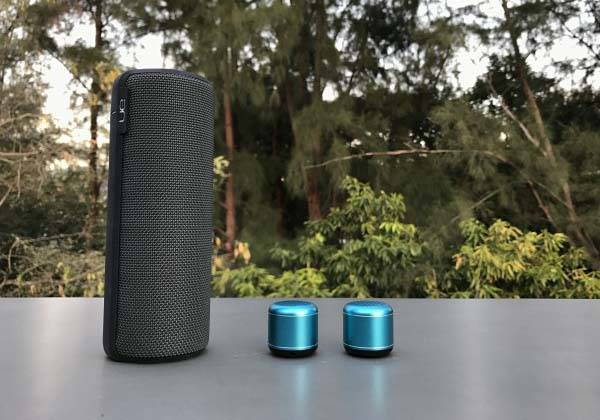 Pebble Ultra Compact Bluetooth Speaker