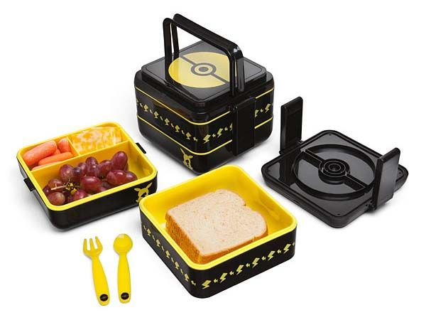 Pokemon Pikachu Lunch Box