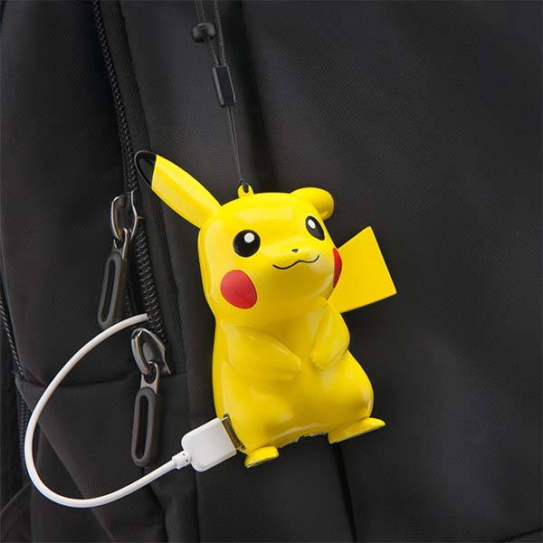 Pokemon Pikachu Portable USB Charger