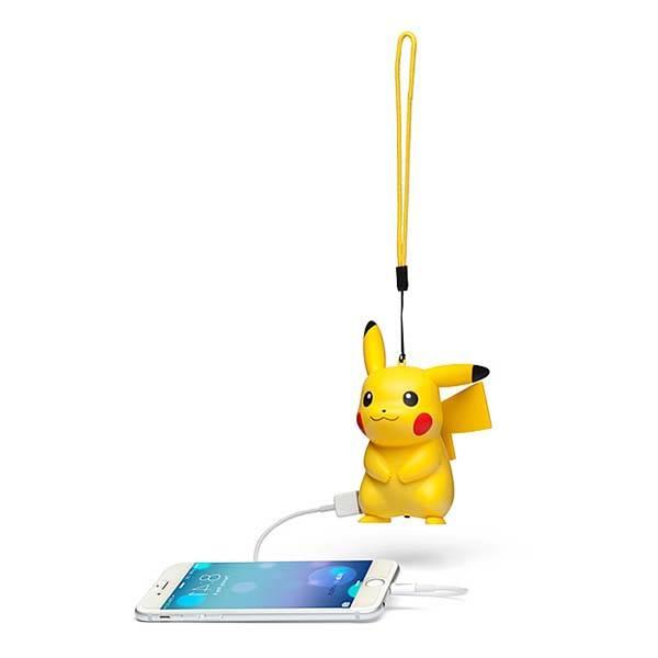 Pokemon Pikachu Portable USB Charger