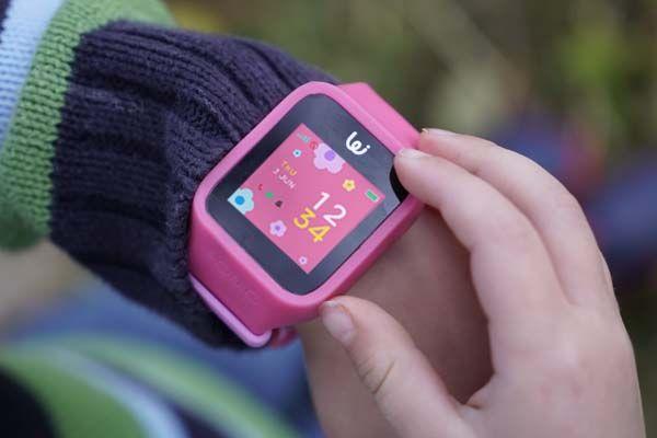 POMO Waffle GPS Smartwatch for Kids