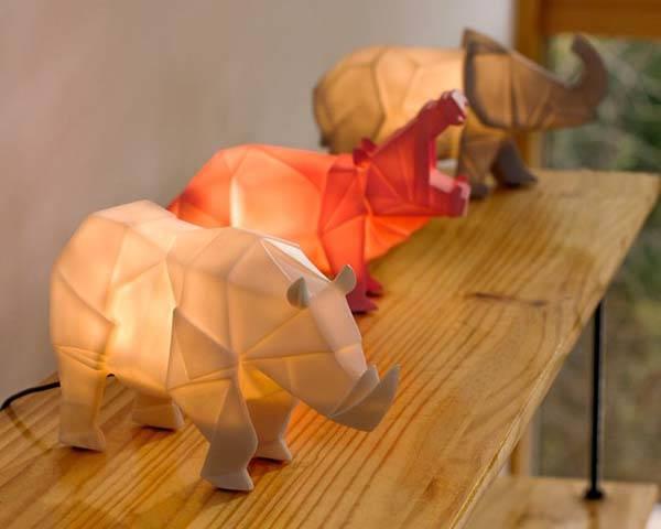 Safari Creature LED Lamp