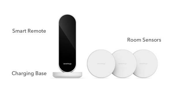 Sevenhugs Smart Remote for All Your Home Devices