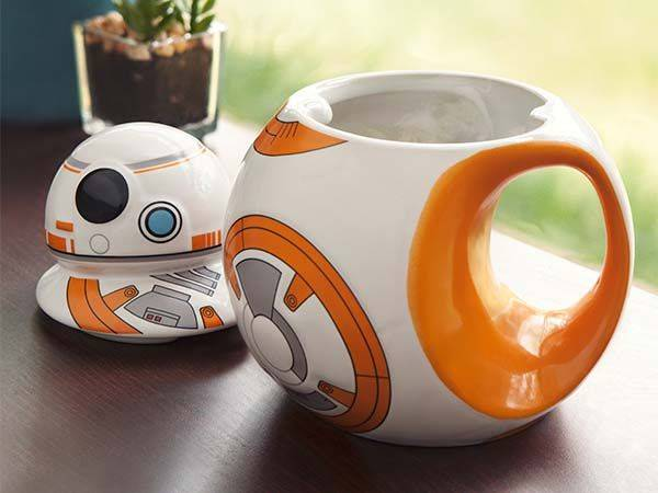 Star Wars BB-8 Heat Change Coffee Mug