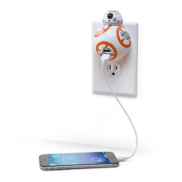 Star Wars BB-8 USB Wall Charger