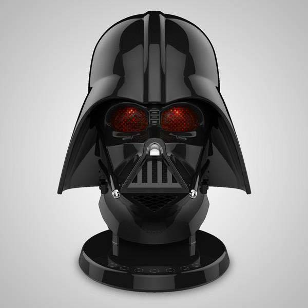 Star Wars Death Vader Portable Bluetooth Speaker