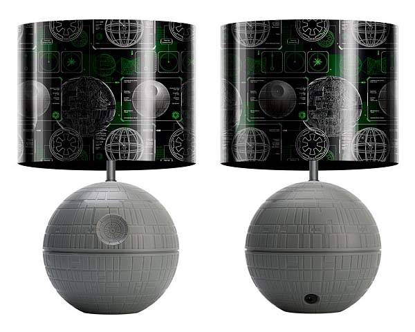 Star Wars Death Star LED Desk Lamp