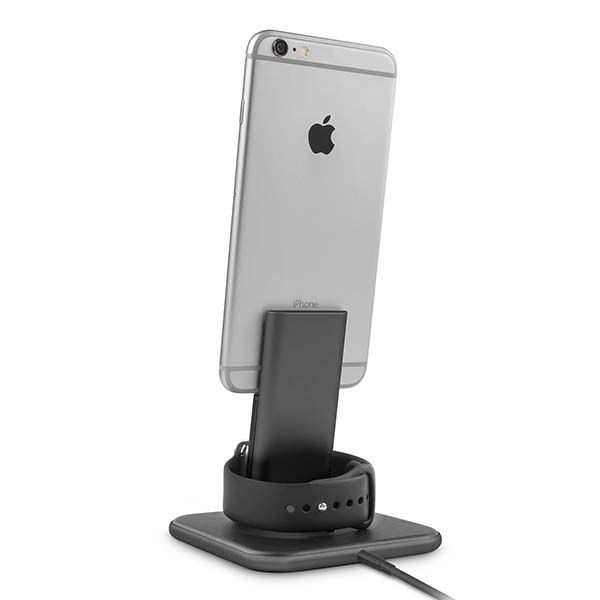 Twelve South HiRise Duet Charging Station