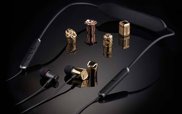 V-MODA Forza Metallo Bluetooth Earbuds