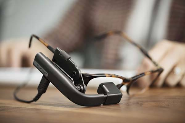 Vufine+ Wearable Display Fits on Your Glasses