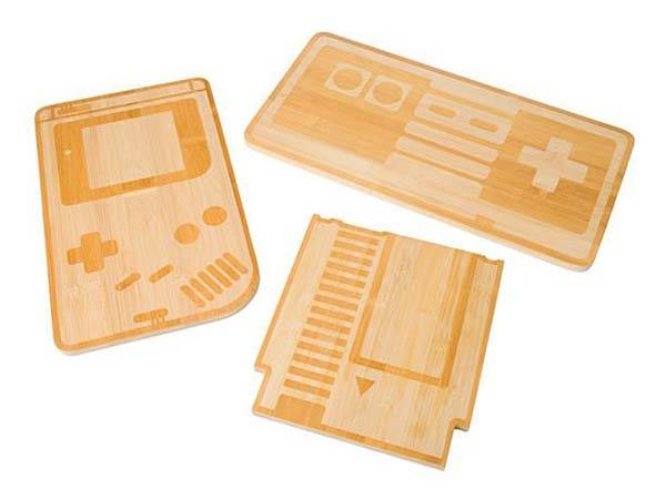 8-Bit Cutting Boards