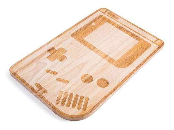 8-Bit Cutting Boards - Gameboy
